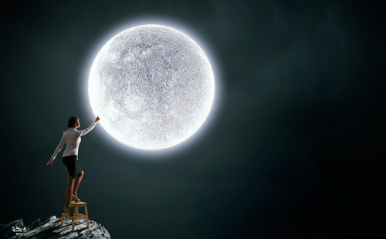 新月満月からのメッセージ