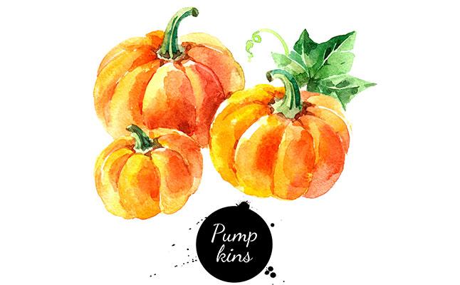 【五行でパワーチャージレッスン】かぼちゃ