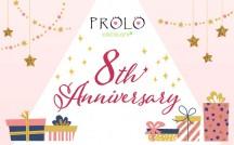 プロロ8周年記念